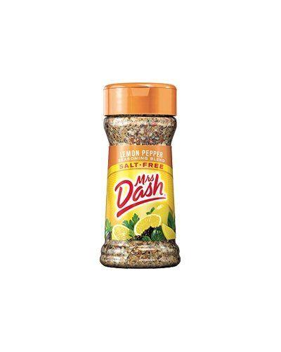 2x Mrs. Dash Lemon Pepper Salt Free Seasoning Blend (Zitronen Pfeffer - ohne Salz) - aus USA: Amazon.de: Lebensmittel & Getränke