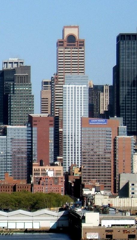 AXA Equitable Center, Midtown NYC