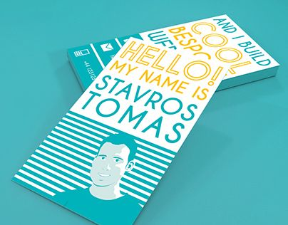 """Check out new work on my @Behance portfolio: """"Business cards"""" http://on.be.net/1Cd4n1f"""