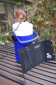 Picture of Personal Solar Powered Air Conditioner