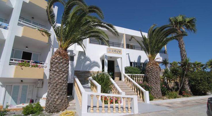 Zeus Hotel - Kos, Greece - Hostelbay.com