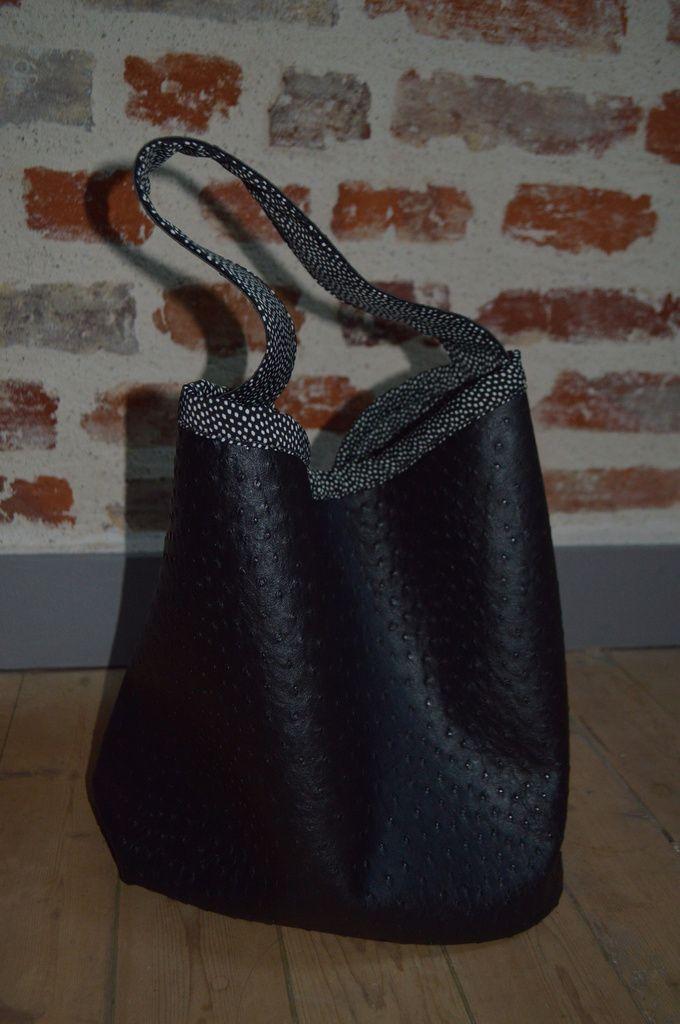 1000 images about tutos sacs pochettes pochons - Tuto pour creer un sac en crochet ...