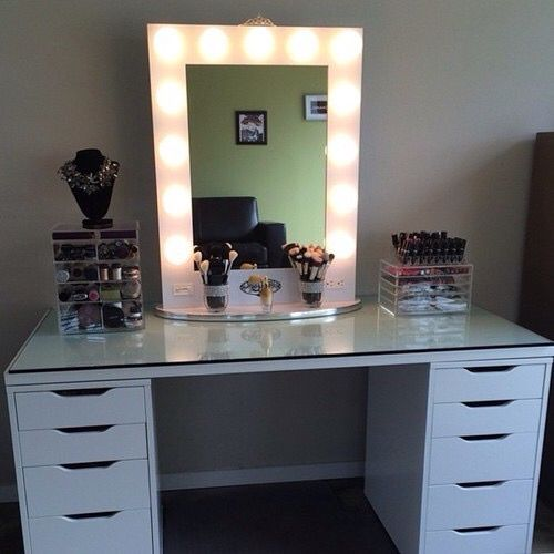21 Best Images About Vanity Mirror On Pinterest Homemade