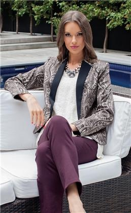Latest collection ladies fashion clothing fully lined special occasion jacket $159.95 www.facebook.com/postiefashionstasmania