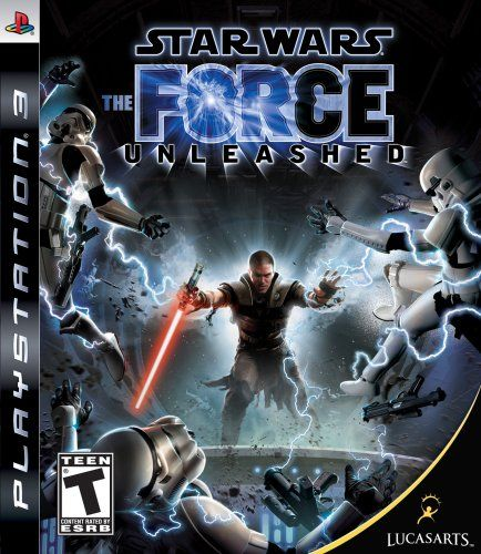 Star Wars The Force Unleashed >>> You can find out more details at the link of the image. Note:It is Affiliate Link to Amazon.
