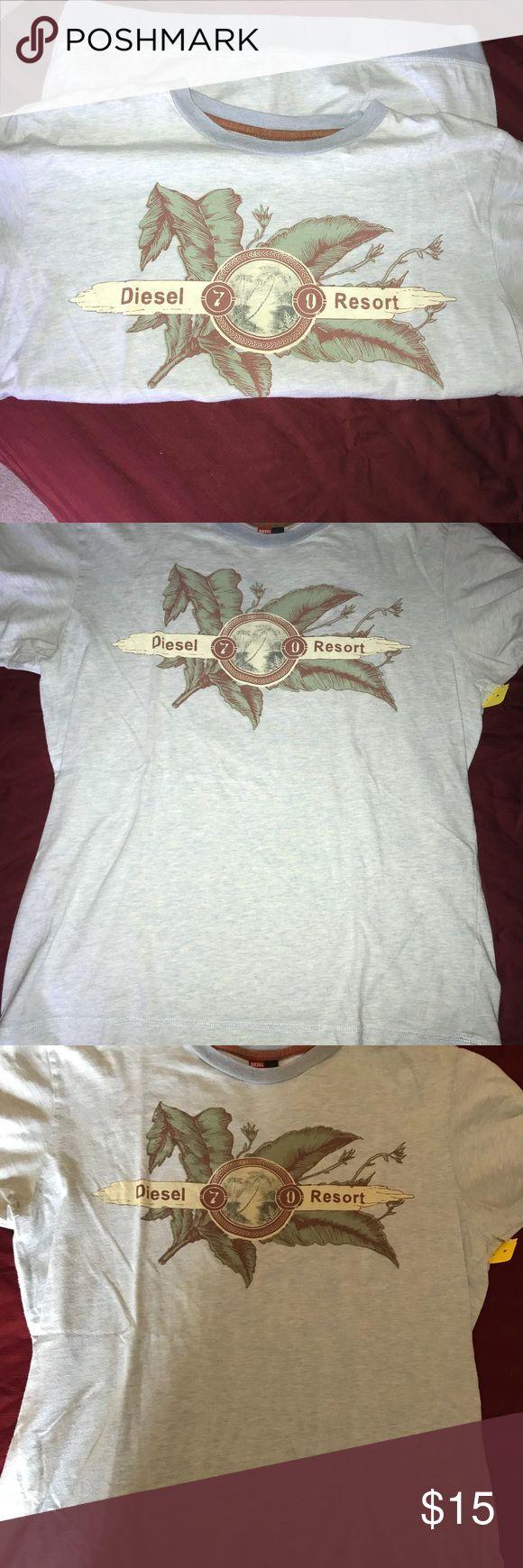 Diesel t shirt Mens diesel T-shirt great condition Diesel Shirts Tees - Short Sleeve