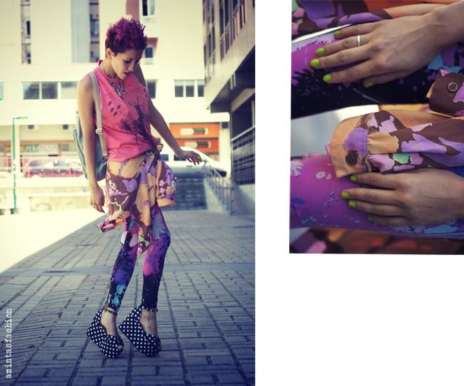 Aminta´s Fashion  @Romwe leggings: Aminta Fashion, Romw Legs, Fashion Romw