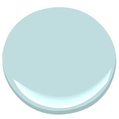 bird's egg - 2051-60 / love this makes me think of spring! /another great BM paint selection for you from jannino painting + design boston/cape cod ft myers/naples clearwater/st pete