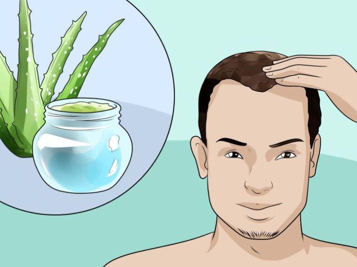 Ramuan Alami Penumbuh Rambut Botak