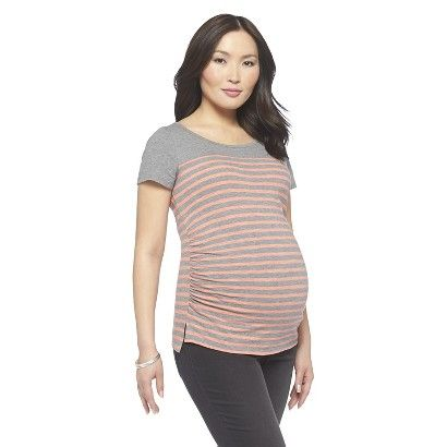 Maternity Short Sleeve Top-Liz Lange® for Target®