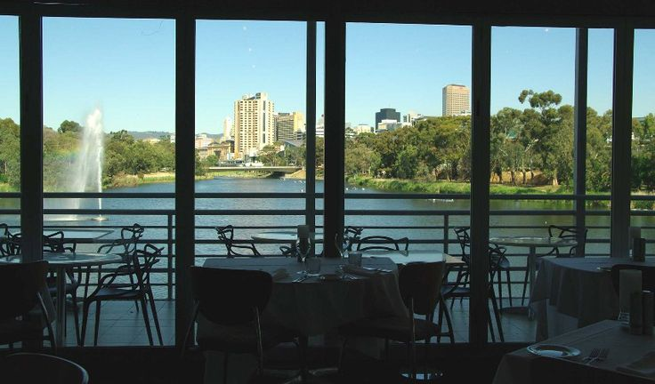 River Cafe, Adelaide