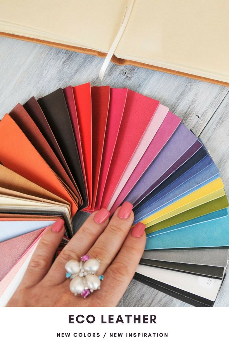 High quality Italian Eco Leather with beautiful texture for creating baby and pregnancy journals, handmade notebook, baby keepsake boxes, baby documents folders is available in our etsy store now.
