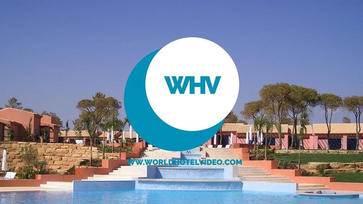 Pestana Vila Sol Golf & Resort Hotel in Vilamoura Portugal (Europe) https://youtu.be/aIpnLE6wuXM