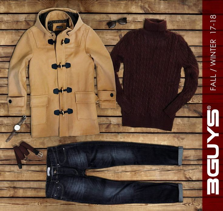 3GUYS Outfit Fall/Winter 2017-2018
