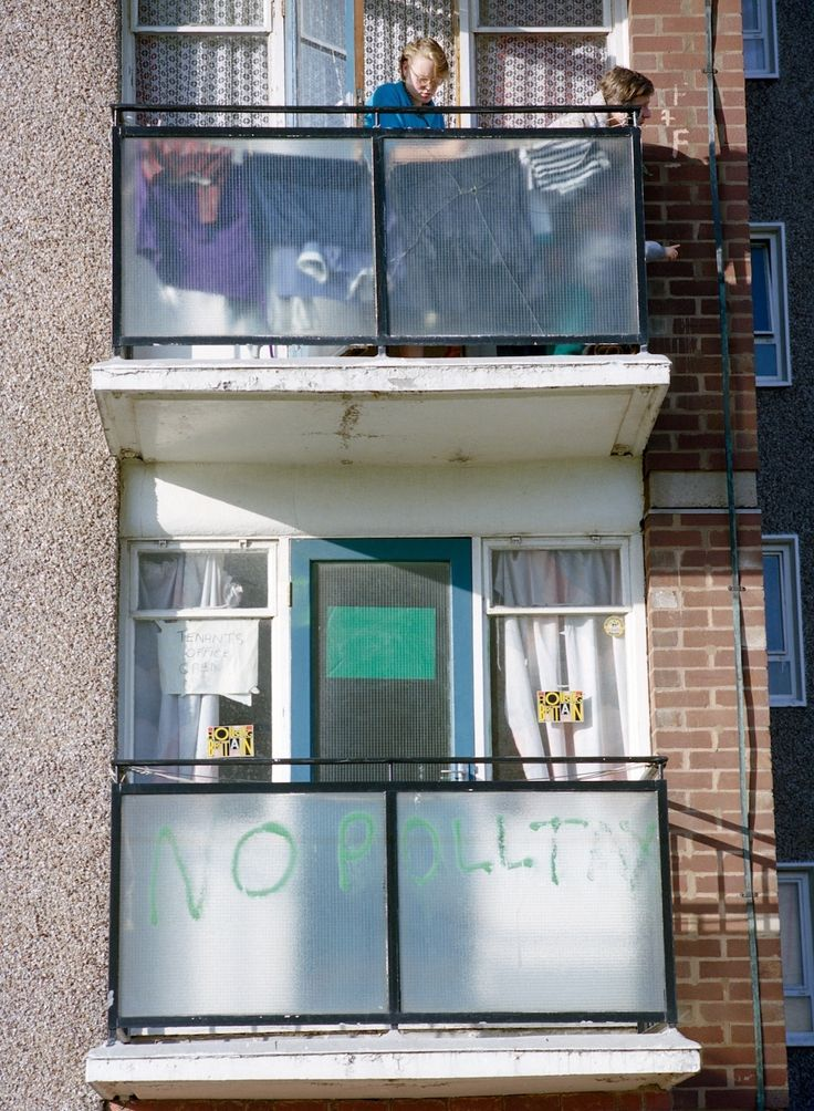 estate: post-industrial ruin at the end of thatcher's britain | read | i-D