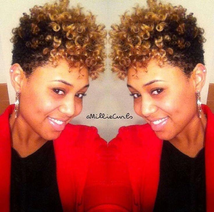 Enjoyable 1000 Images About Short Natural Styles On Pinterest Natural Short Hairstyles For Black Women Fulllsitofus
