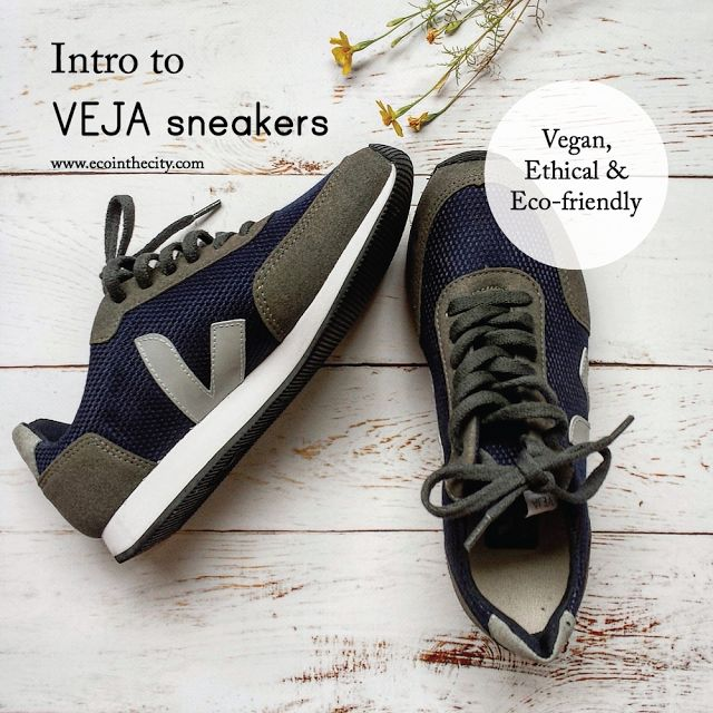 Introduction to VEJA sneakers - vegan, ethical and eco-friendly footwear