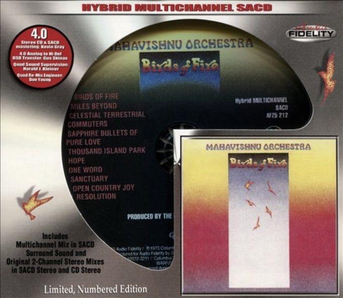 John McLaughlin & Mahavishnu Orchestra : Birds Of Fire CD