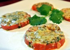 Recetas para adelgazar: Tomates a la parmesana   Recetas para adelgazar