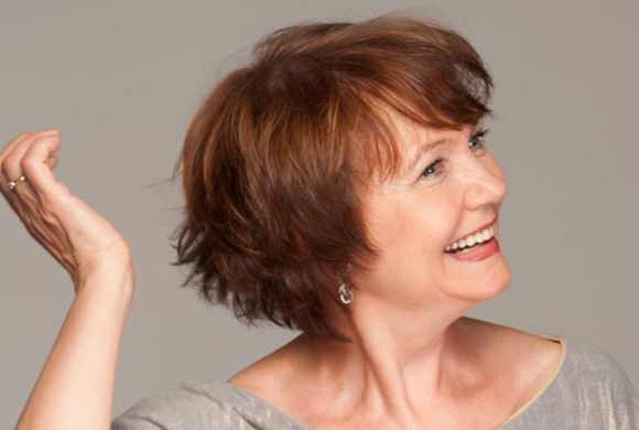 sophisticated hairstyles for older women - Google Search