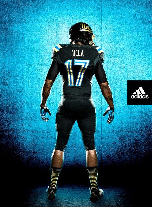 ucla bruins football uniforms