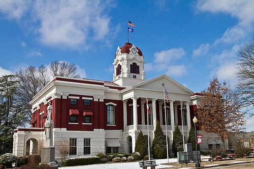White County Courthouse ~ Searcy, Arkansas