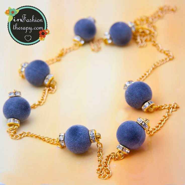 Velvet Necklace! www.infashion-therapy.com