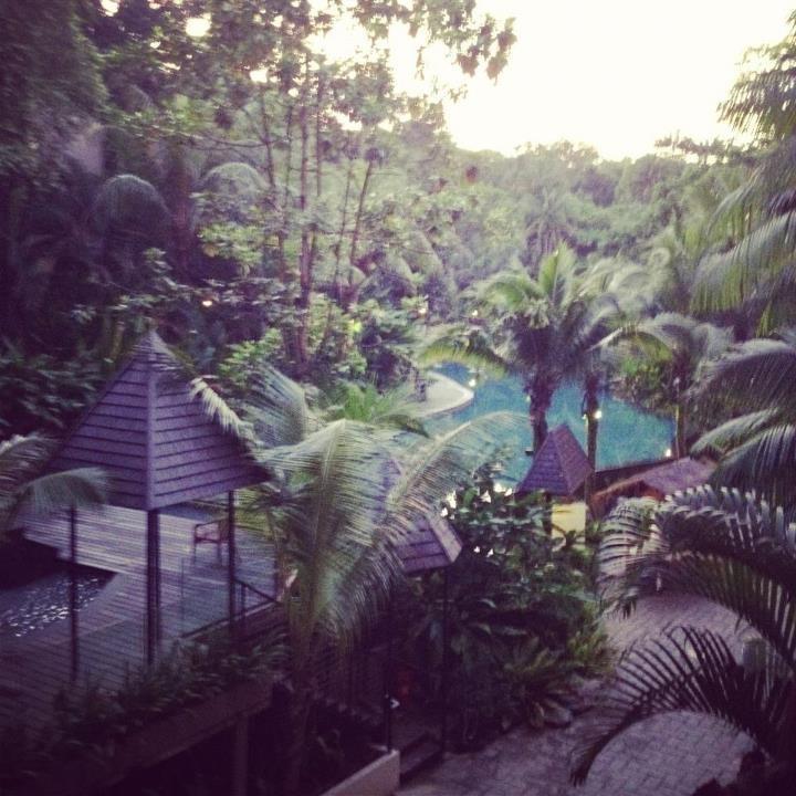 Siloso Beach Resort, Singapore