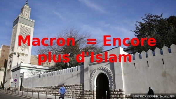 La grande mosquée de Paris a appelé le 24 avril les musulmans à voter «massivement» pour le candidat d'En Marche! au second tour de l'élection présidentielle