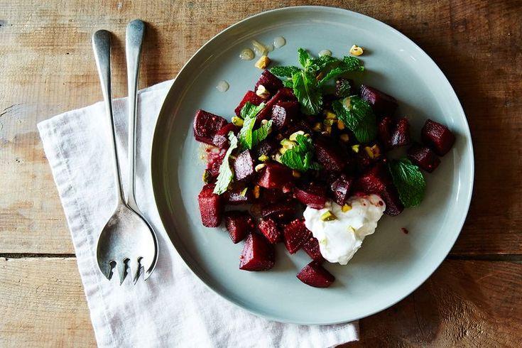 Spiced Beet Salad with Citrus-Ginger Dressing by Ali Slagle