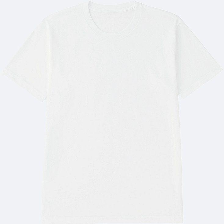 MEN Packaged Dry Crew Neck Short Sleeve T-Shirt