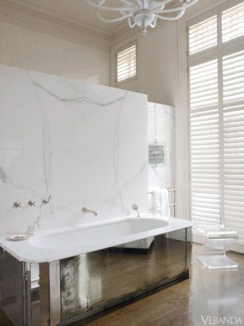 11 bathrooms that prove the best way to relax is in a beautiful tub