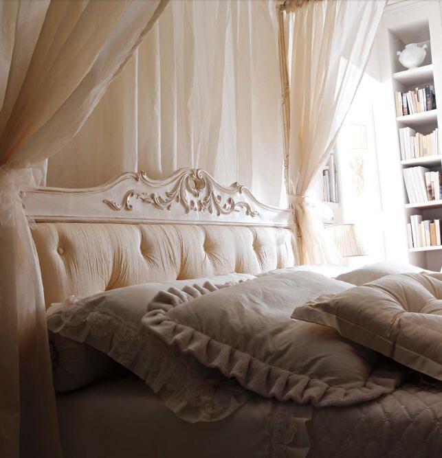 Кровать с балдахином арт. 3010 от Savio Firmino