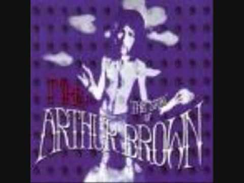 "257. ""Fire"" (2:54) (Arthur Brown/Vincent Crane/Mike Finesilver/Peter Ker) - THE CRAZY WORLD OF ARTHUR BROWN (""The Crazy World of Arthur Brown"" - 1968)."