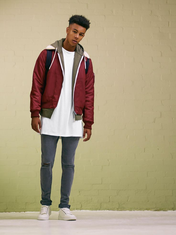 New utility trend at Topman #style #outfit #men
