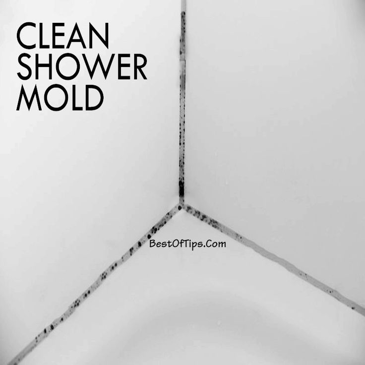 how to clean white grout in shower naturally
