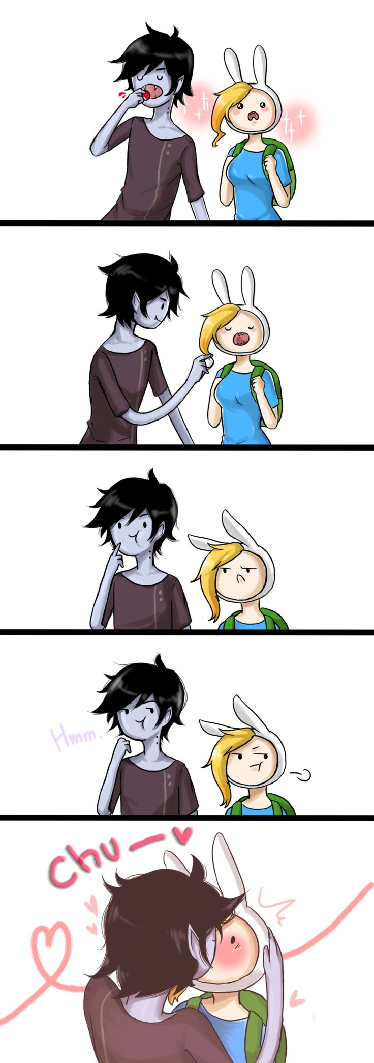 marshall lee & fionna