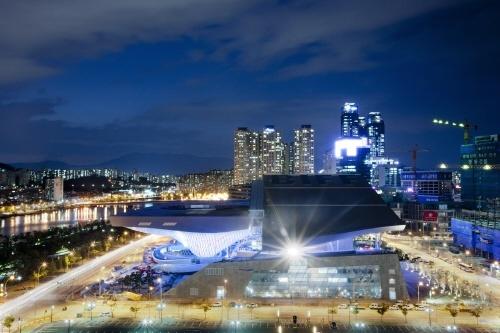 Busan Cinema Center, Korea  #digital