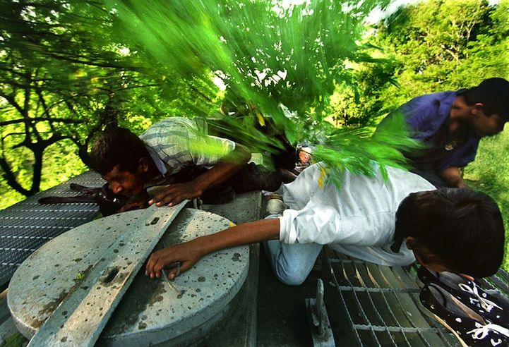 Visualizing the Immigration Debate (12 photos) - My Modern Metropolis