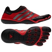 The adiPURE Trainer. The first barefoot trainer for the gym.