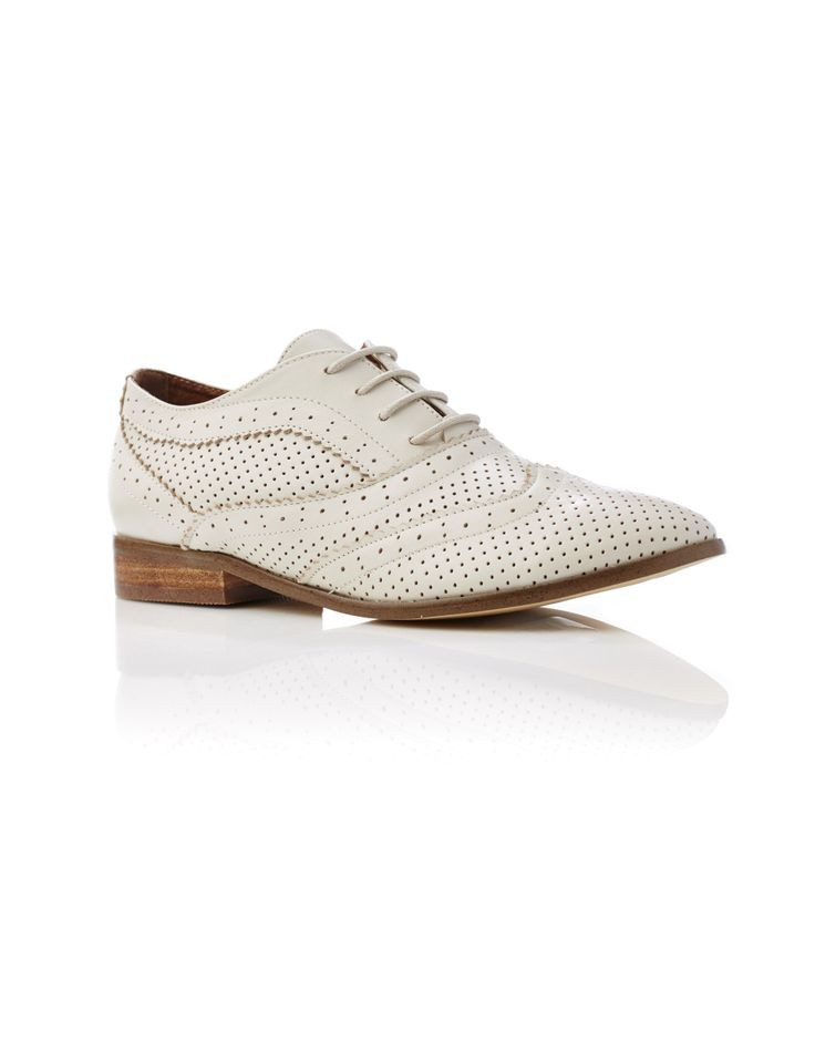 Sass Leather Brogue | David Jones