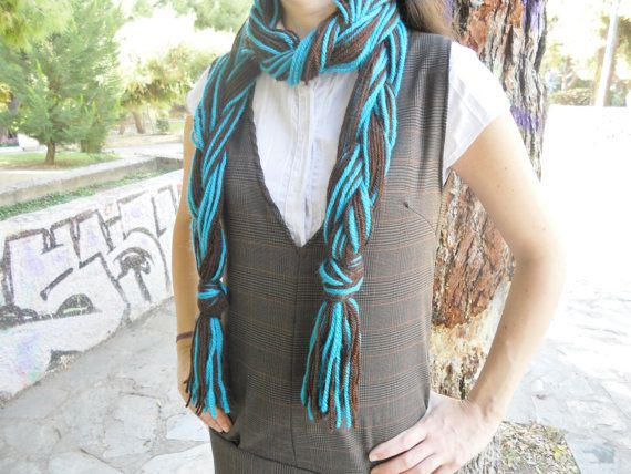 FREE Registered Shipping  Handmade  beautiful warm blue by IL2C