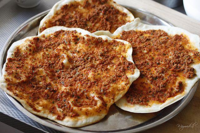 Recept Lahmacun *Fotorecept* | WayMadi.nlWayMadi.nl