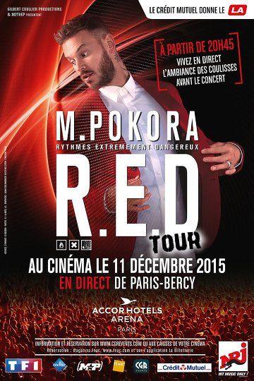 M. Pokora RED Tour - http://cpasbien.pl/m-pokora-red-tour/