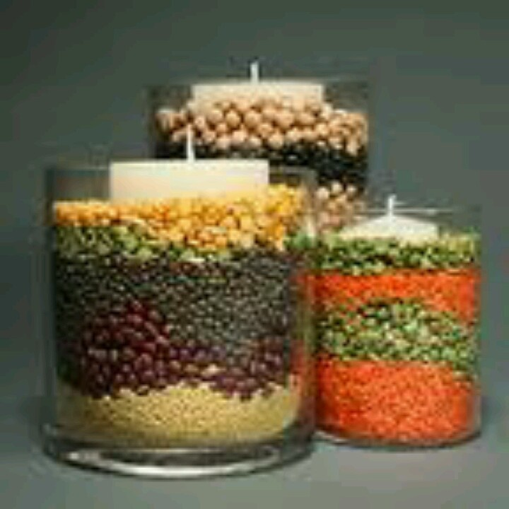 Fall candles and lighting pinterest adornos de for Adornos de navidad con velas