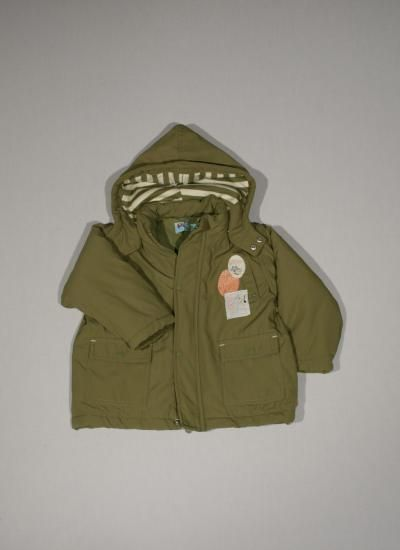 Abrigo con capucha | Tiruleta