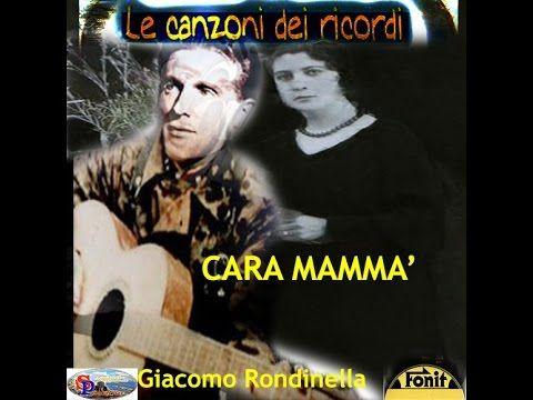 Giacomo Rondinella - Cara Mamma' *****