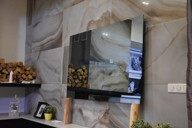 Зеркальный телевизор PG Mirror TV | Private Glass