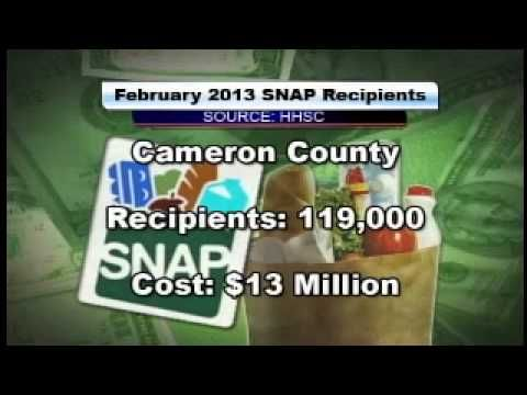 $7,000+ Food Stamp Balance in Texas SNAP program. If you can afford to keep 7,000 on your food stamp card and drive a Mercedes, you don't need food stamps!!!!