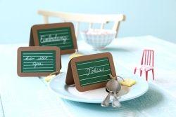 erster Schultag, Tisch-Karten, Tafel, kuehne.de